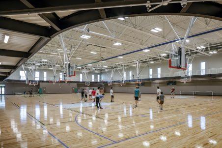 New Braunfels Rec - gym