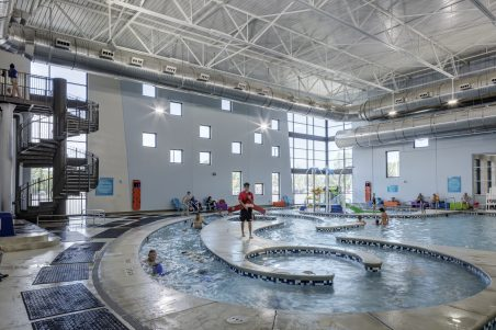 New Braunfels Rec - pool