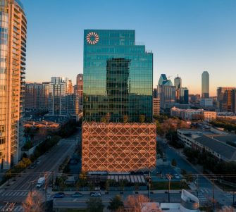 Frost Tower Dallas - SideDay